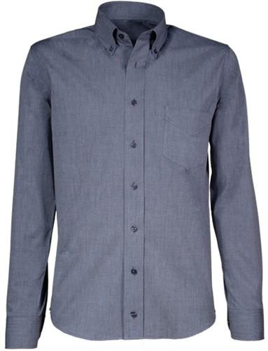 Giovanni Capraro 21-19 Heren Overhemd - Grijs