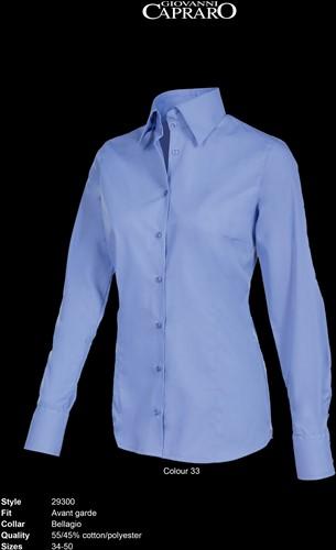 Giovanni Capraro 29300-33 Dames Blouse - Blauw