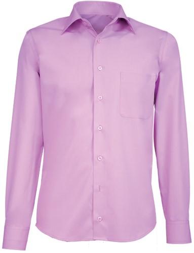 Giovanni Capraro 30-76 Heren Overhemd - Licht Roze