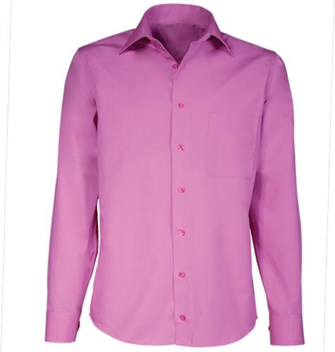 Giovanni Capraro 30-84 Heren Overhemd - Roze