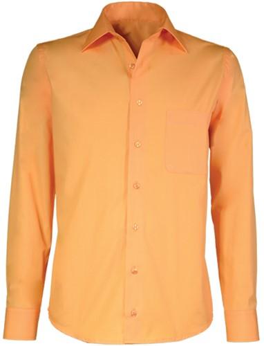 Giovanni Capraro 30-92 Heren Overhemd - Oranje