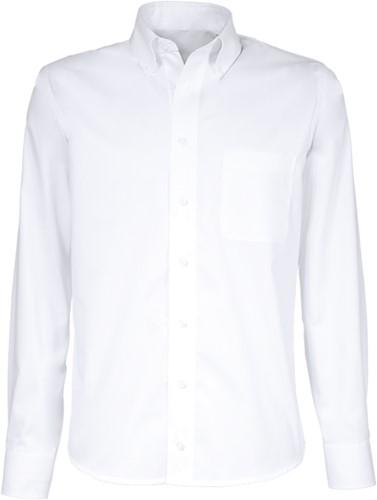 Giovanni Capraro  90-10 Heren Overhemd - Wit