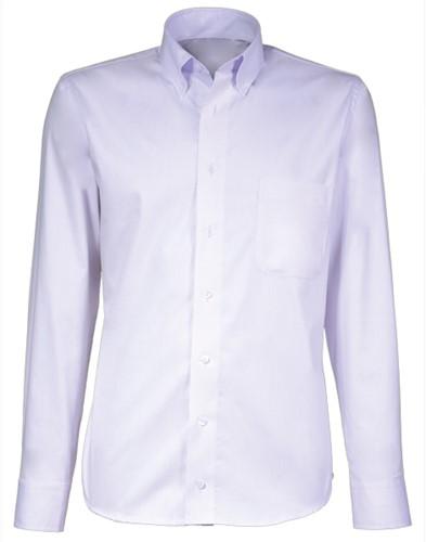 Giovanni Capraro  90-71 Heren Overhemd - Licht Paars