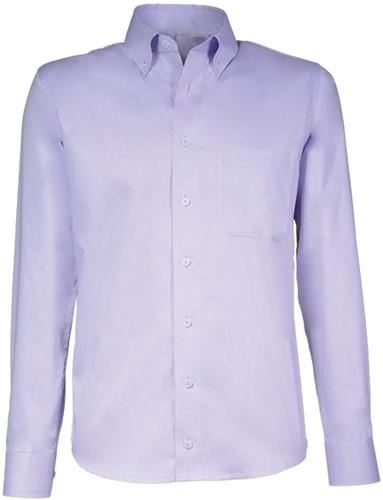 Giovanni Capraro  90-73 Heren Overhemd - Paars