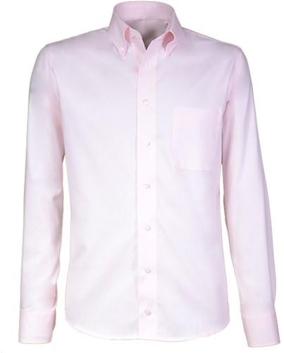 Giovanni Capraro  90-80 Heren Overhemd - Licht Roze